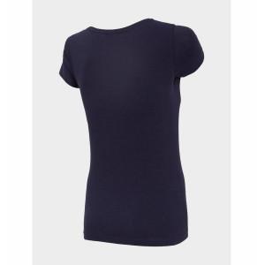Dámské trička s krátkým rukávem WOMEN'S T-SHIRT TSD001 SS21 - 4F