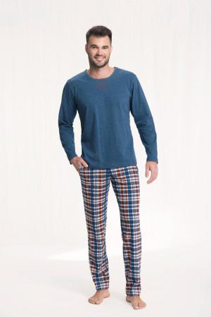 Pánské pyžamo 700 modrý
