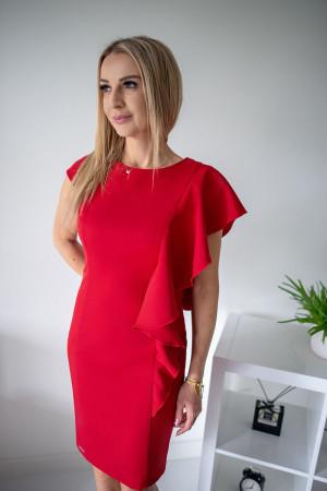 Dámské šaty Mirella model 125612 - Jersa červená