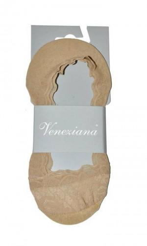Dámské nízké ponožky ťapky ROMBINI GREY UNIWERSALNY