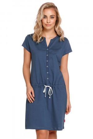 Dámská noční košile Doctor Nap TM.4229 deep blue l