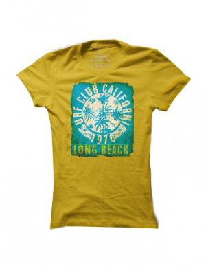 Surfové tričko Surf Club 1976 pro ženy