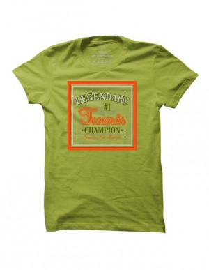 Tenisové tričko Legendary Tennis Champion pro muže