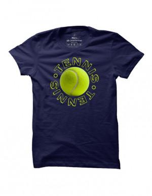 Tenisové tričko Tennis Ball pro muže
