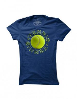 Tenisové tričko Tennis Ball pro ženy