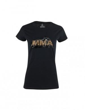 Tričko dámské Golden MMA