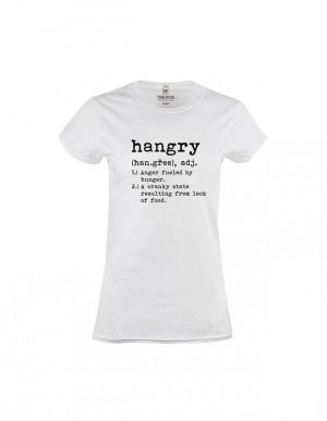 Tričko dámské Hangry