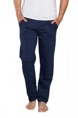 Italian Fashion Ren Men dl.k. Pánské teplákové kalhoty M tmavě modrá