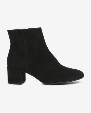 Högl černé semišové kotníkové boty Daydream -