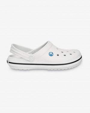 Crocs bílé boty Crocband - 36-37