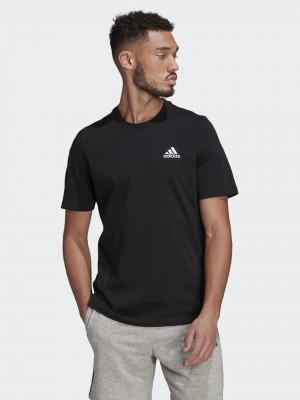 Essentials Embroidered Small Logo Triko adidas Performance Černá
