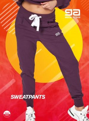 Dámské teplákové kalhoty SWEATPANTS CZRNY