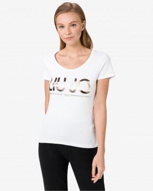 Liu Jo bílé dámské tričko