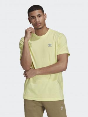 Essential Triko adidas Originals Žlutá