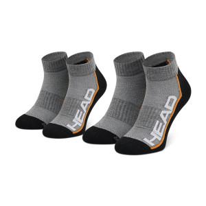 2PACK ponožky HEAD vícebarevné (791019001 235) 35-38