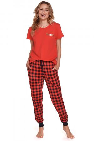Dámské pyžamo Doctor Nap PM.4341 royal l