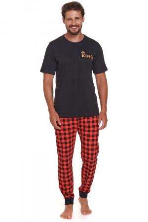 Pánské pyžamo Doctor Nap PMB.4360 royal l