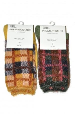 Dámské ponožky Wik 37762 Premium Soxx černá 35-38