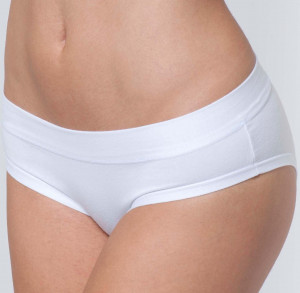 Dámské kalhotky Cotonella AD142  Bílá