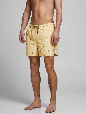 Bali Plavky Jack & Jones Žlutá