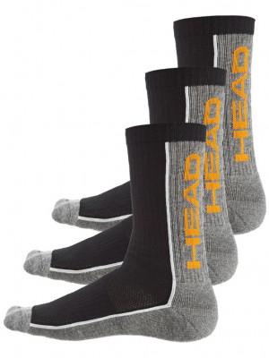 3PACK ponožky HEAD vícebarevné (791011001 235) 39-42
