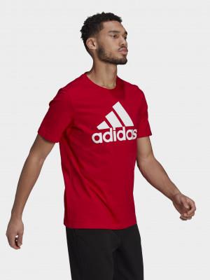 Essentials Big Logo Triko adidas Performance Červená