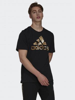 Camo Triko adidas Performance Černá