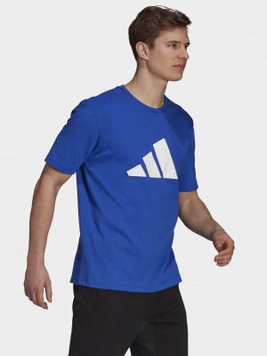 Sportswear Future Icons Logo Graphic Triko adidas Performance Modrá