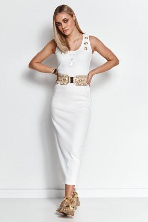 Denní šaty model 155403 Makadamia  40/42