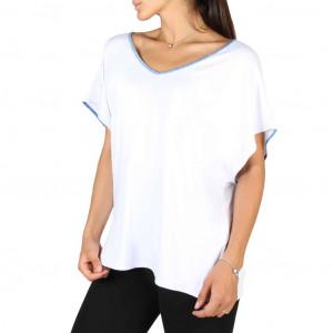 Dámské tričko EA7 3YTT53_TJ40Z bílá
