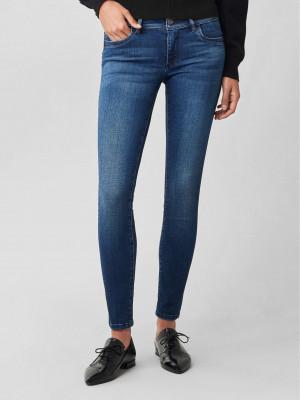 Wonder Skinny Denim Jeans Salsa Jeans Modrá