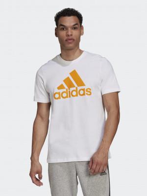 Essentials Big Logo Triko adidas Performance Bílá