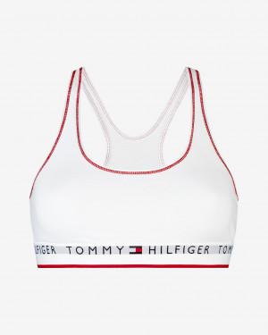 Tommy Hilfiger bílá podprsenka Racerback Bralette