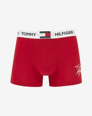 Tommy Hilfiger červené boxerky