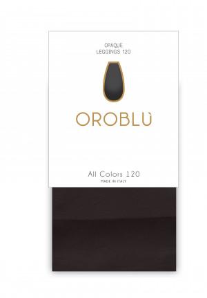 Legíny All Colors VOBC01350 - Oroblu černá L/XL
