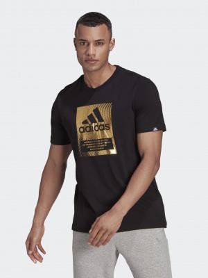 Triko adidas Performance Černá