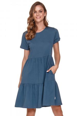 Dámská noční košile Doctor Nap TM.4358 deep blue l