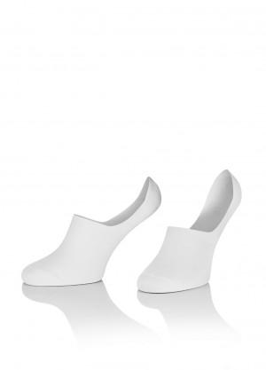 Pánské kotníkové ponožky Comfortable Bamboo - Intenso černá 41/43