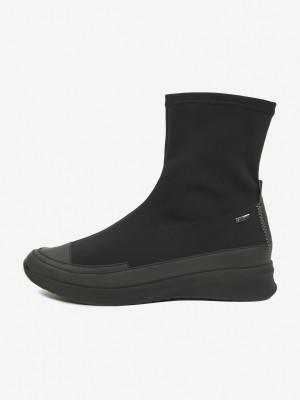 Högl černé kotníkové boty Level -