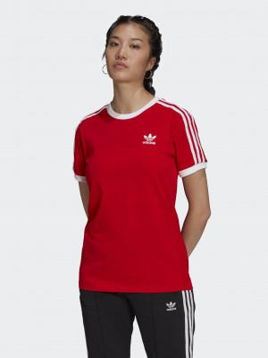 3-Stripes Triko adidas Originals Červená