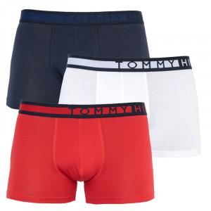 3PACK pánské boxerky Tommy Hilfiger vícebarevné (UM0UM01234 0XY)