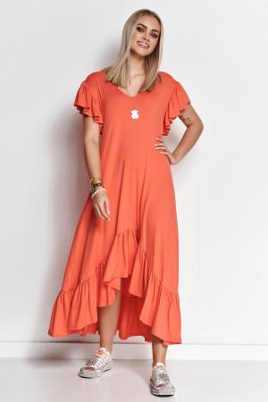 Denní šaty model 154810 Makadamia  36/38