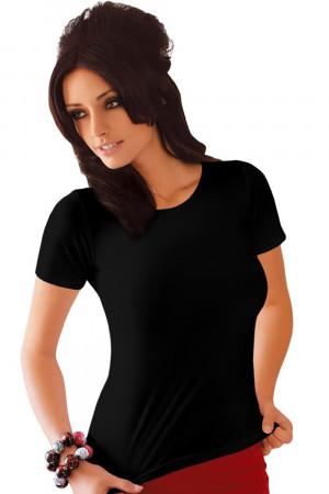 Dámské tričko Carla black - BABELL černá