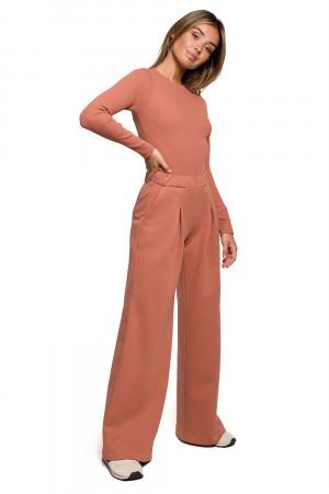 Teplákové kalhoty model 157427 BE  2XL / 3XL