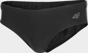 Pánské plavky 4F MAJM301 Černé Černá