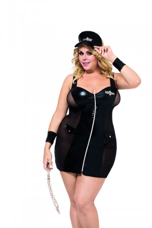 Erotický kostým  model 124692 SoftLine Collection