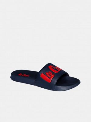 Lee Cooper Pantofle Modrá -