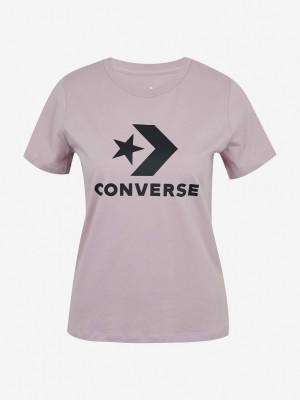 Converse Boosted Star Chevron Triko Růžová