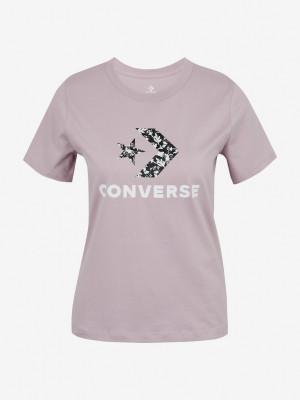 Floral Star Chevron Grapphic Triko Converse