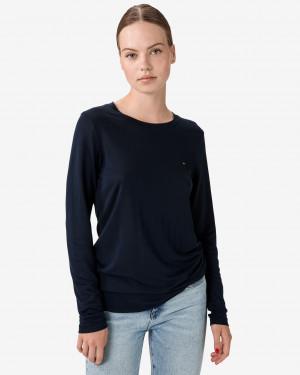 Tommy Hilfiger tmavě modré dámské tričko